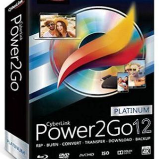 CyberLink Power2Go 12