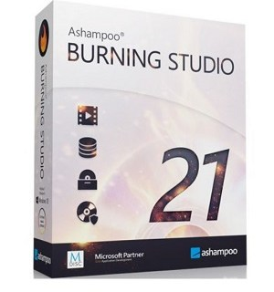 Ashampoo Burning Studio 21 crack