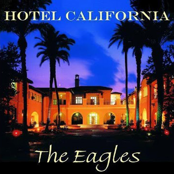 Hotel California  The Eagles  Soft Backing Tracks