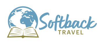 Wildlife conservation and sustainable travel blog - softback travel logo