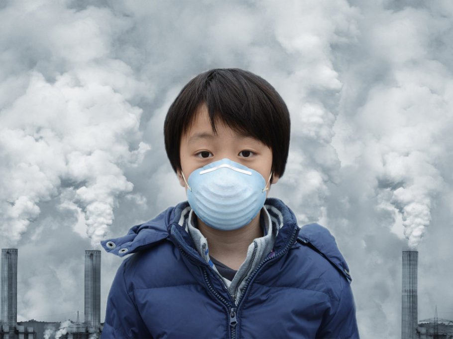 5 Countries With The Worst Air Quality