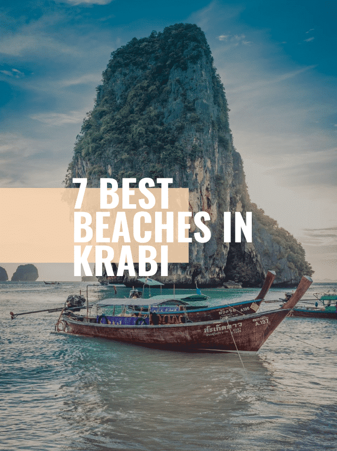 best beaches in Krabi