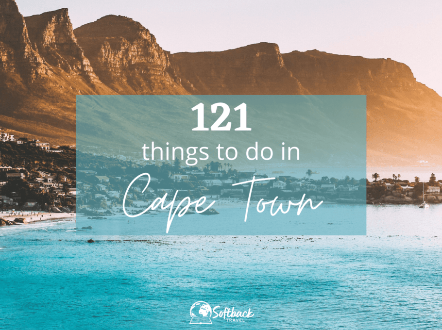 121 Things To Do In Cape Town – The Ultimate Free Guidebook