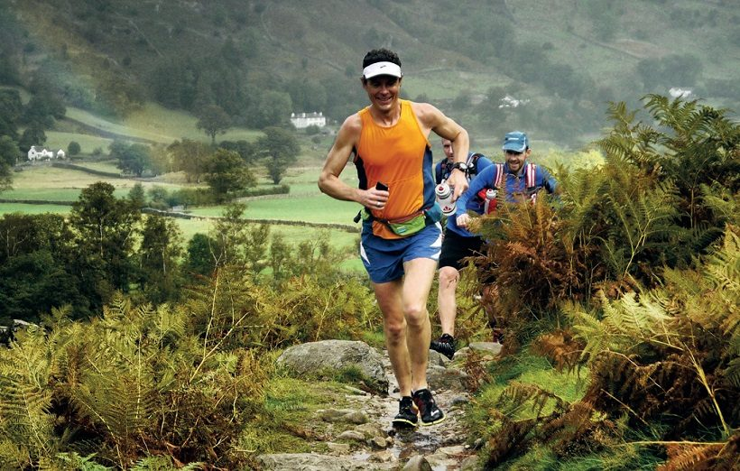 Scott Jurek - Vegan Ultramarathoner