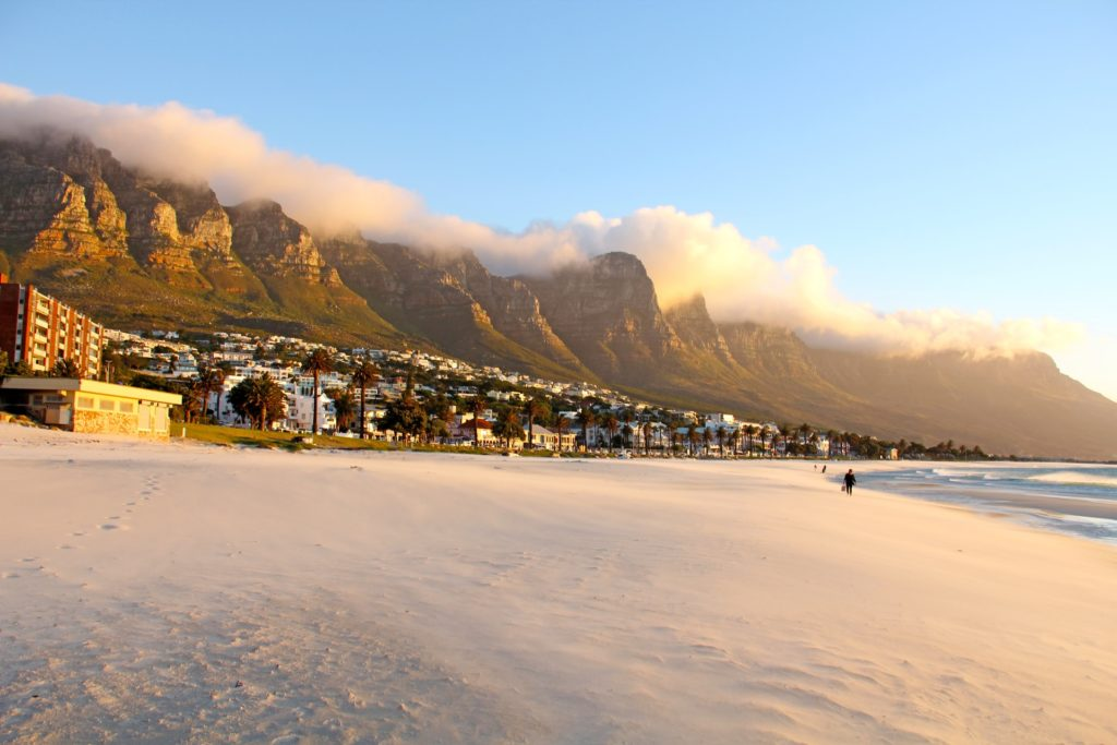 camps bay beach - 121 things to do in cape town