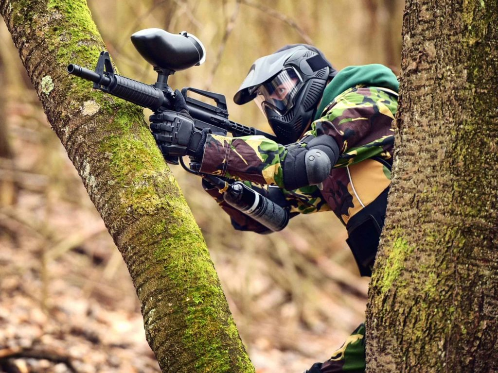 paintball shooting - things to do in cape town