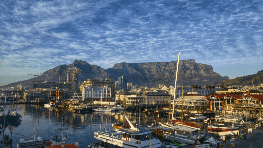 waterfront - cape town