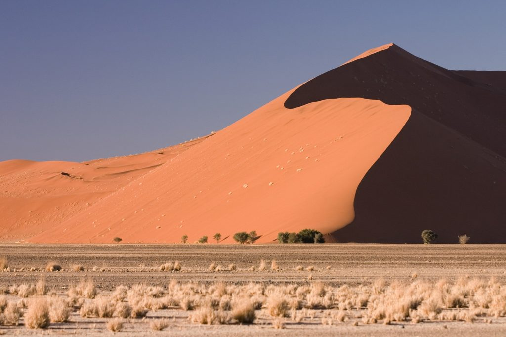 best places to visit in Africa - Sossusvlei - Namibia