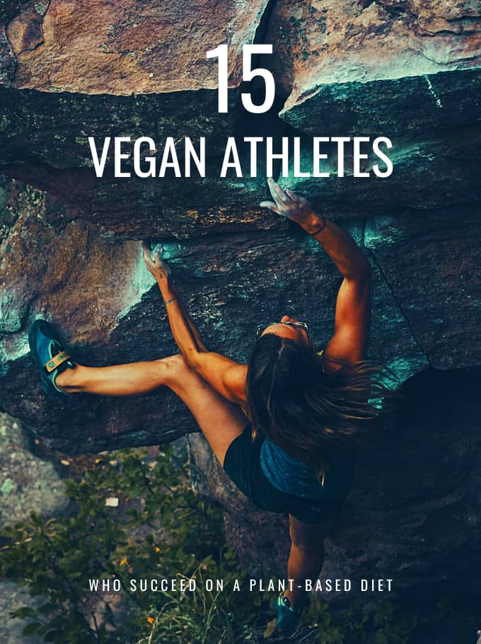 15 Famous Vegan Athletes