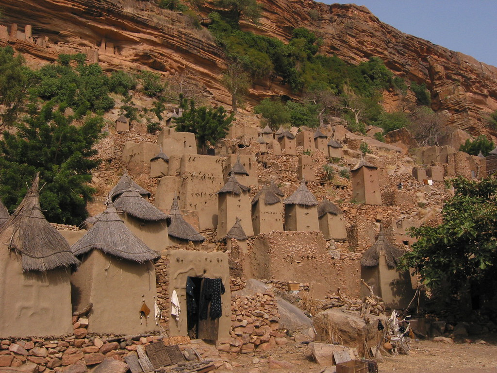 Bandiagara Mali - Best places to travel in Africa