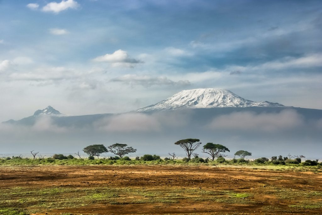 mount kilimanjaro - best places to travel in africa