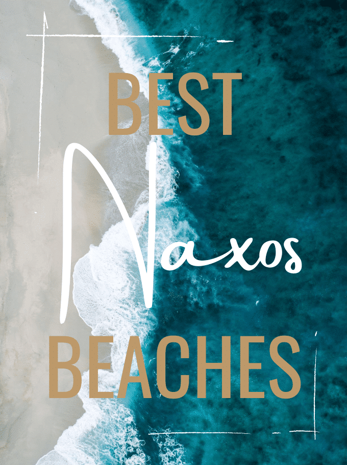 Best Naxos Beaches - Softback Travel
