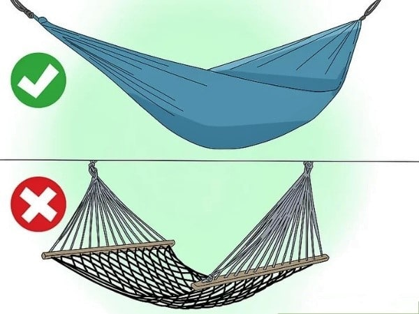 Choosing the right hammock