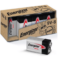 nine volt battery