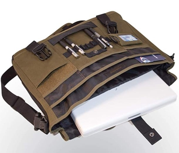 eco-friendly laptop bag