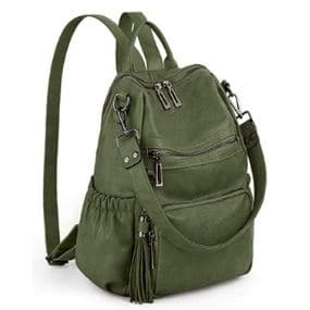 Vegan leather backpacks UTO