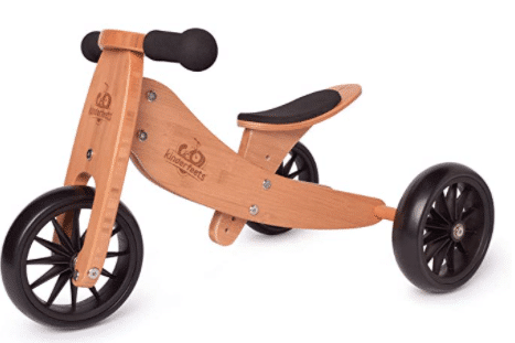 eco-friendly gifts: tricycle
