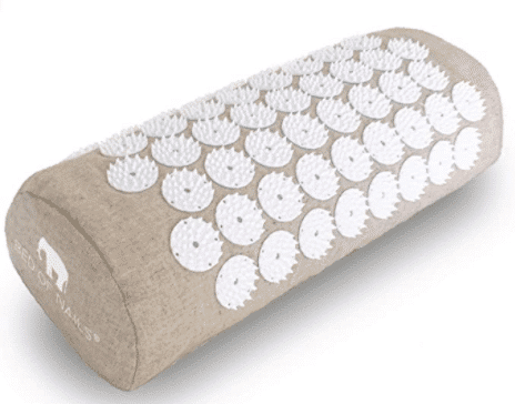 eco-friendly gift: acupressure pillow