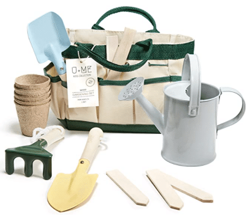 eco-friendly gardening tool set