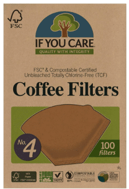 eco-friendly coffee filters