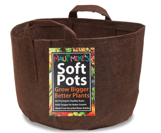 eco-friendly soft pots