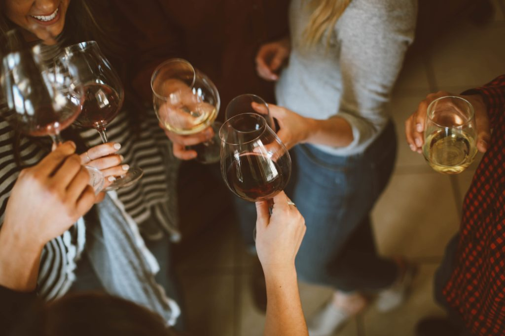 eco-friendly experience - wine tasting