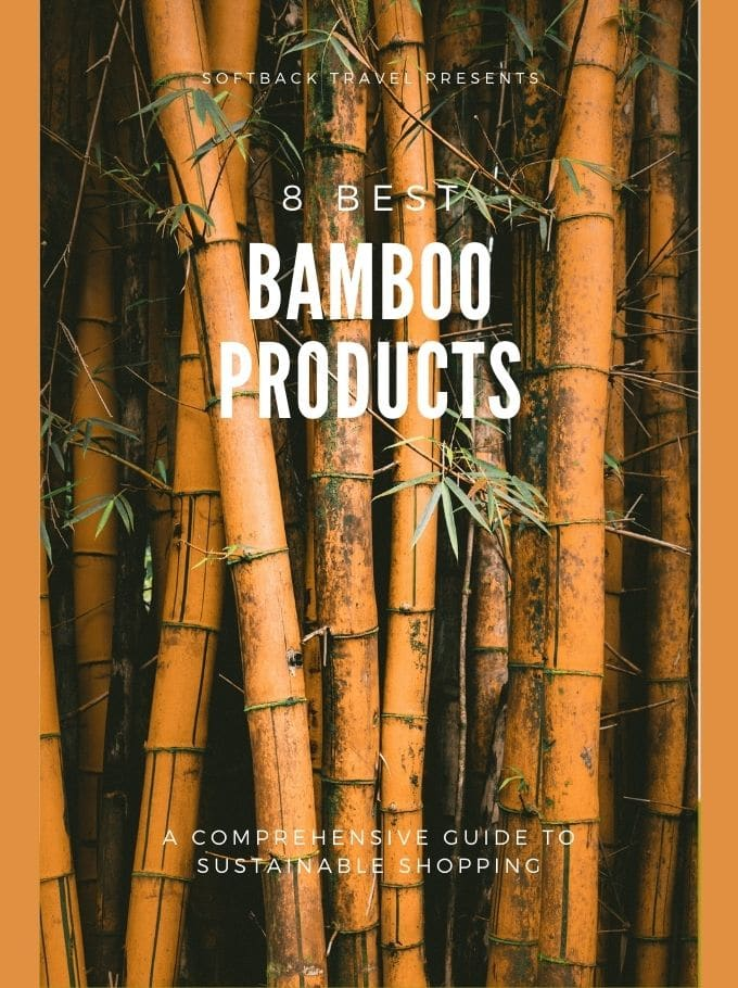 Best selling bamboo products