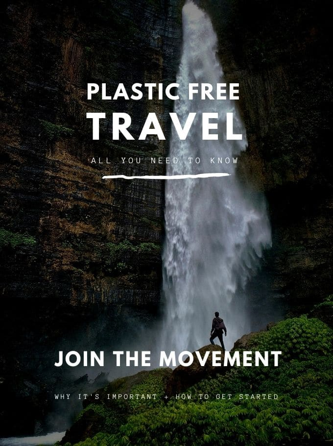 Plastic Free Travel - Softback Travel