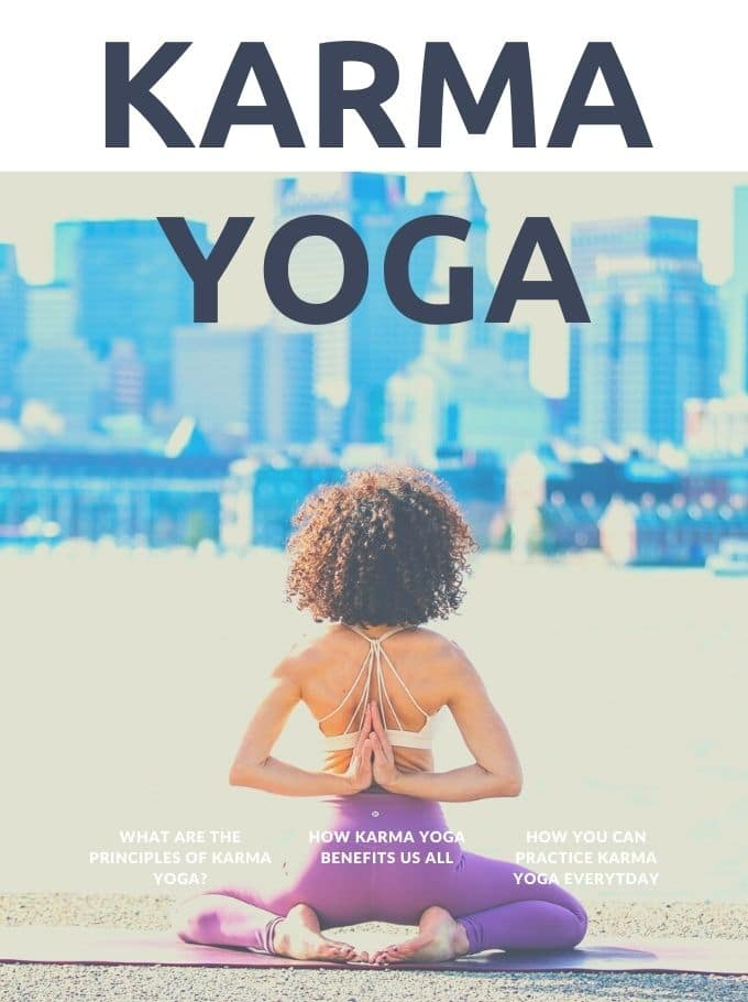 Karma Yoga - Softback Travel