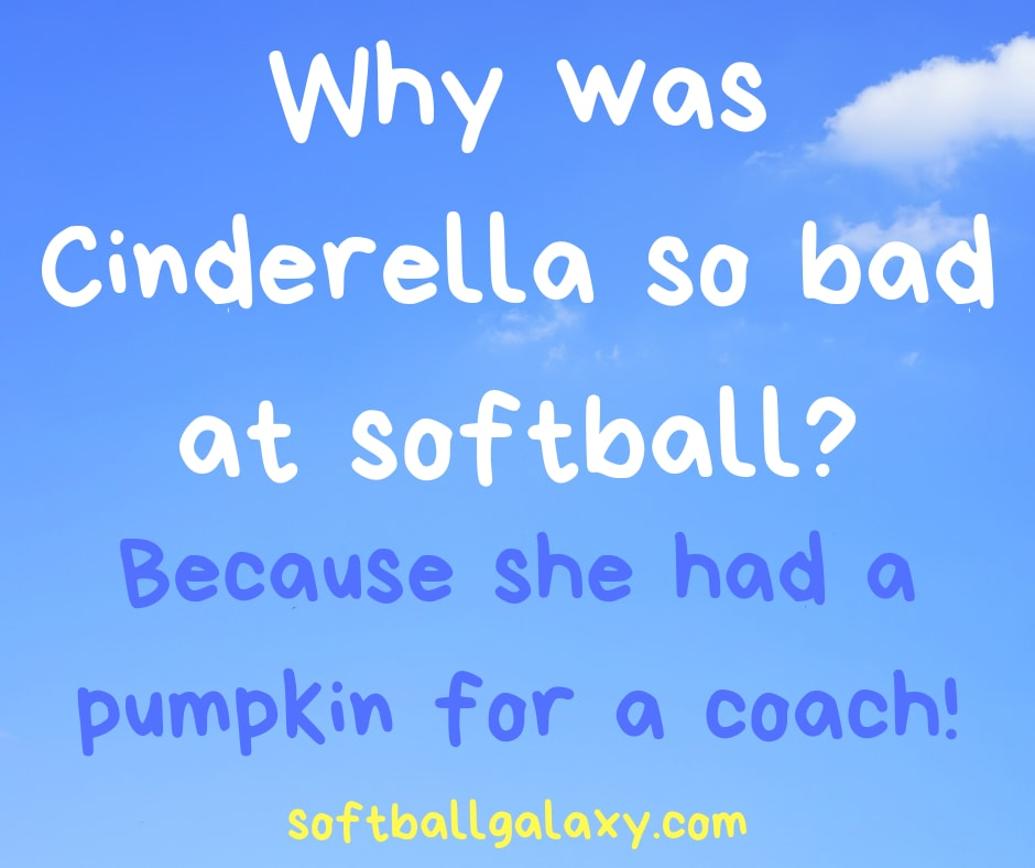 Funny Softball Joke Meme