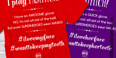 Super Heroes Wear Facemasks