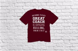 coaching shirt
