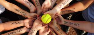 Letting Her Go | Softball Is For Girls