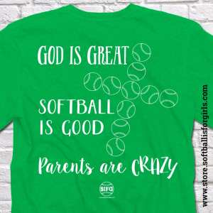 Get Out of Your Child's Way?? | Softball is For Girls