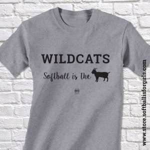 team softball shirt