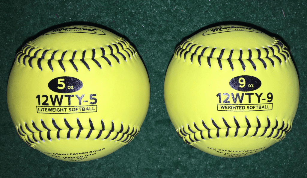 Weighted ball set found in our online store!