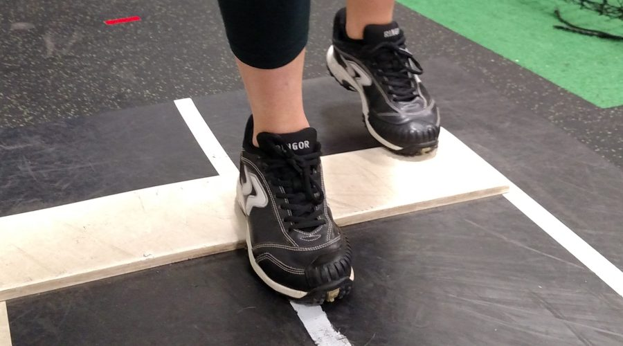 Correcting Foot Turn in Pitching