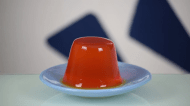 Elasticity of jell-o, The Lutetium Project, https://youtu.be/AhtlDXsbxmU