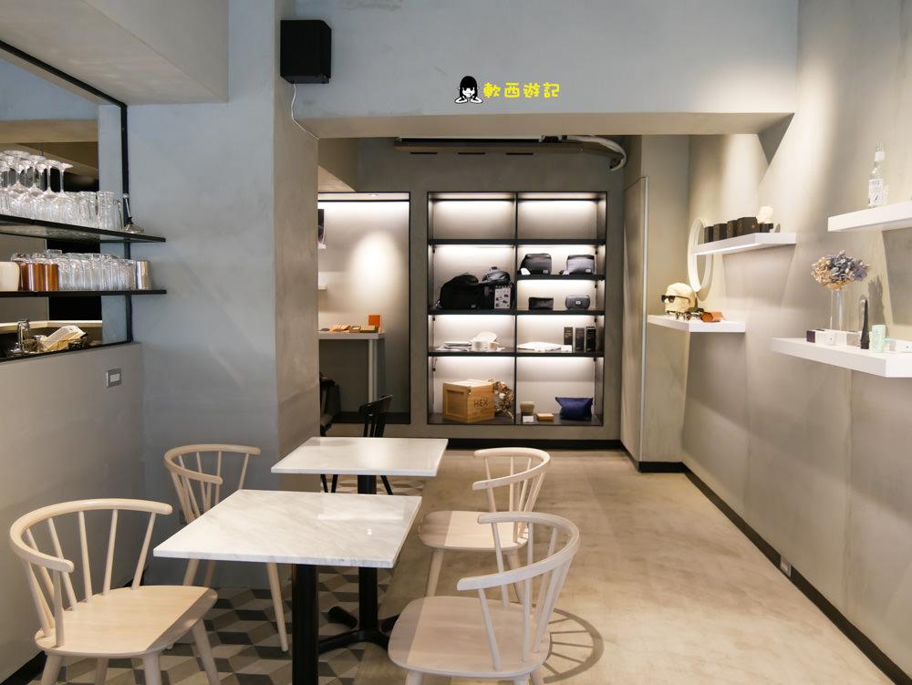 大安站美食推薦》HEXA●台北不限時咖啡廳推薦 北歐簡約質感風格咖啡廳 設計選物店 有插座(免費)