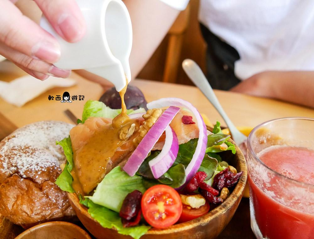 民生社區早午餐推薦》松果院子●民生社區必吃!森林系質感早午餐 來富錦街松果院子愜意慢活吃早午餐吧