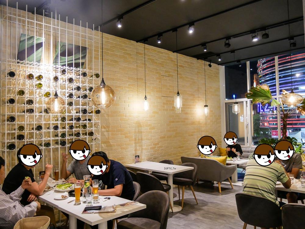 嘉義市餐酒館推薦》té khòo餐.酒.生活●用料超霸氣!全新開幕浮誇玻璃屋餐酒館 可以帶毛孩來的寵物友善餐廳