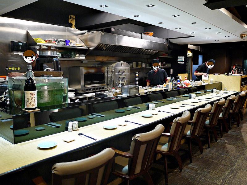 [食記]台北行天宮站 御代櫻寿司割烹 行天宮日本料理/無菜單料理 道道用心新鮮美味 精緻日式料理