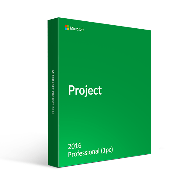 Buy Microsoft Project Professional 2016   Online Software Providers