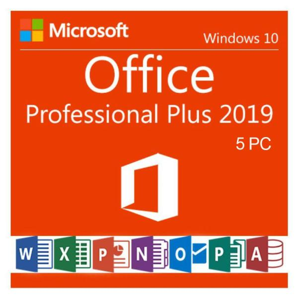 Buy Microsoft Office 2019 Professional Plus for Windows | 1PC-License