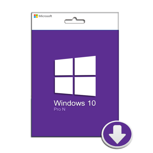 Buy Microsoft Windows 10 Pro N License at Best Price | Soft Deal USA