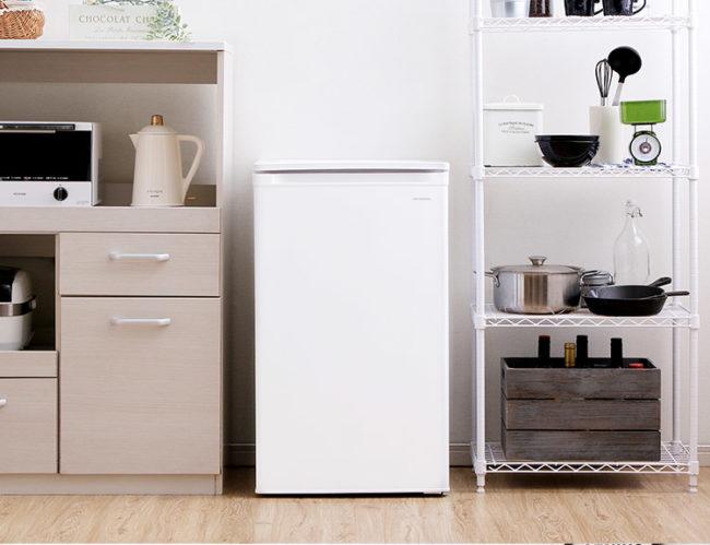 アイリスオーヤマの冷凍庫7