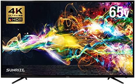 SUNRIZEのテレビ【性能や機能性比較】HDR対応