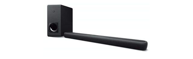 ヤマハ サウンドバー Alexa搭載 HDMI DTS Virtual:X Bluetooth対応 YAS-109(B)