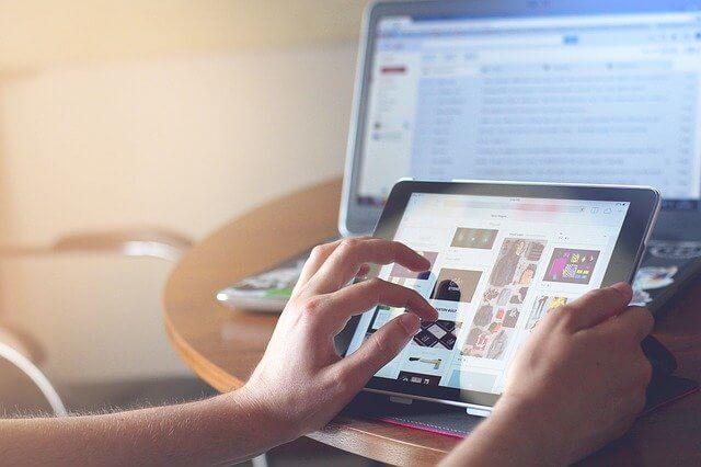 Wi-Fi接続する方法 インターネット環境の確認