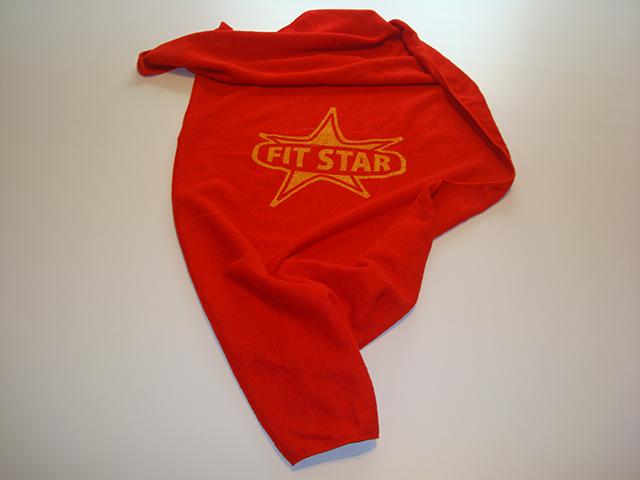 Dentro de nuestro departamento de Merchandising lanzamos la realización de estas toallas corporativas